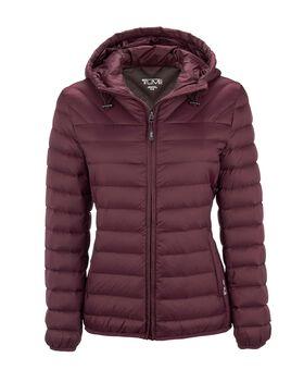 Estes Hooded Jacket L Outerwear Womens