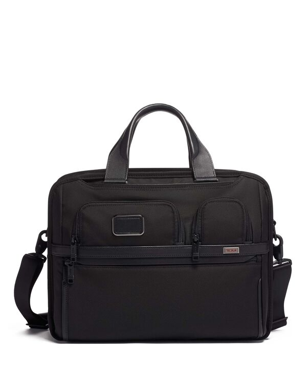 Alpha 3 TUMI T-Pass® Expandable Laptop Brief