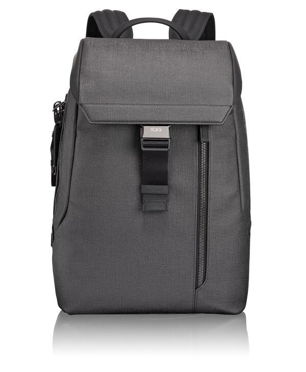 Ashton Dresden Flap Backpack