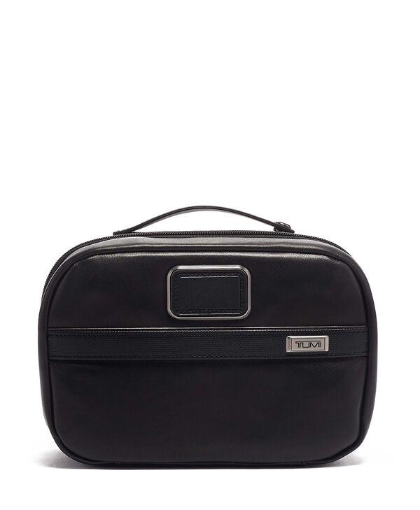Alpha 3 Split Travel Kit Leather
