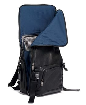 Lark Backpack Leather Alpha Bravo