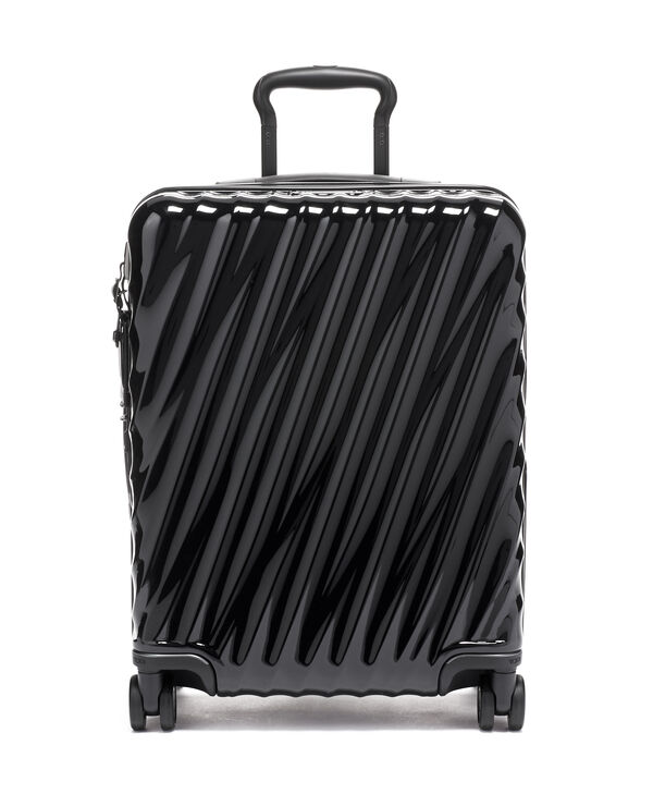 19 Degree Continental Expandable 4 Wheeled Carry-On