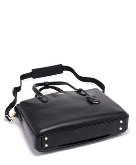 Chandler Business Brief Leather Voyageur