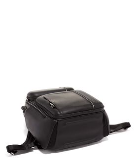 Barker Backpack Leather Arrivé