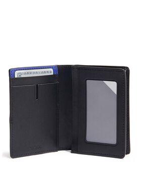 Gusseted Card Case Nassau