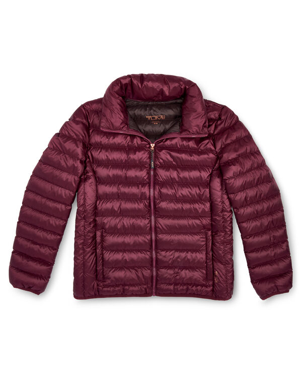 Outerwear Womens TUMIPAX Charlotte Packable Travel Puffer Jacket