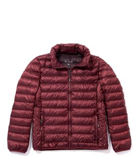 TUMIPAX Charlotte Packable Travel Puffer Jacket Outerwear Womens
