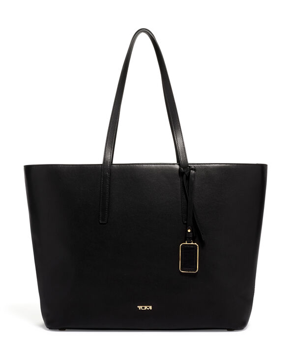 Voyageur Everyday Tote Leather